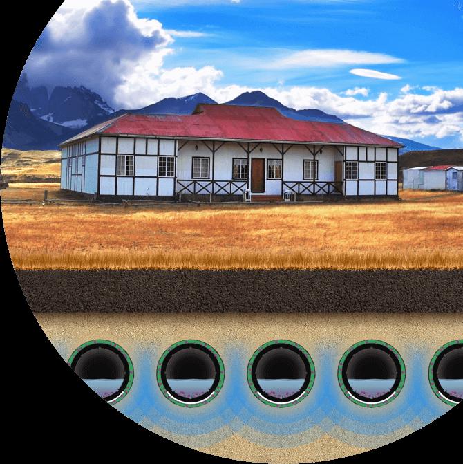 Installation Septique résidences isolées
