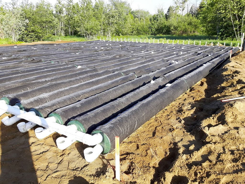 Connected Advanced Enviro))Septic pipes