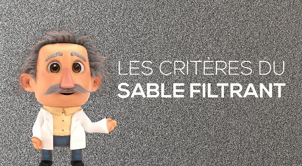 DBO))Clic – Le sable filtrant