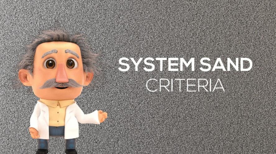 DBO))Clic - System Sand 1