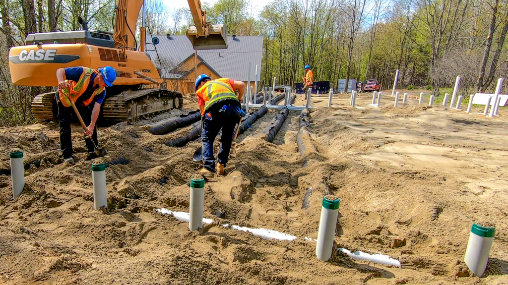 Septic solutions for all kinds of projects, big and small 1