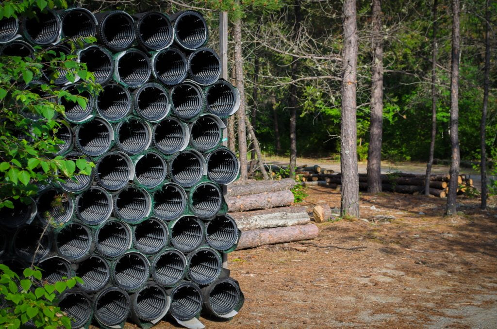 Case Study - Community septic system on the shores of a lake 4