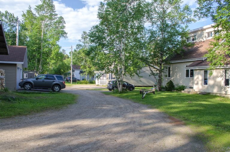 Case Study – Community septic system on the shores of a lake