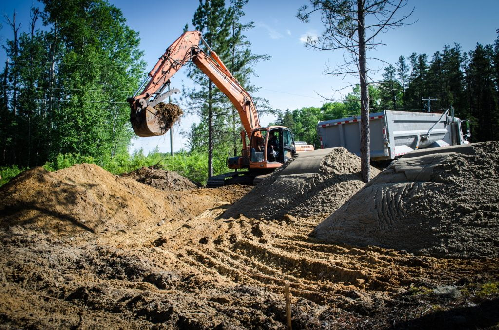Case Study - Community septic system on the shores of a lake 1