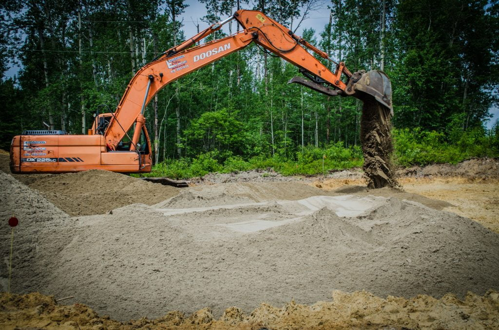 Case Study - Community septic system on the shores of a lake 2
