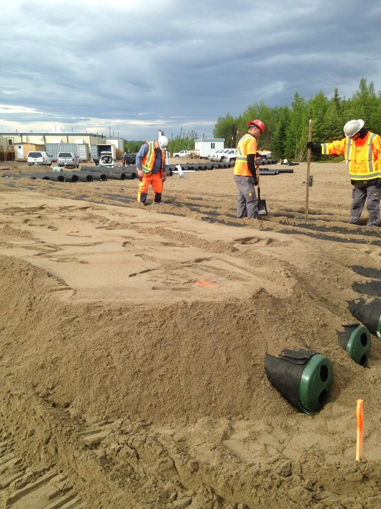 Case Study - Large Wastewater Treatment System for a Mining Camp 2
