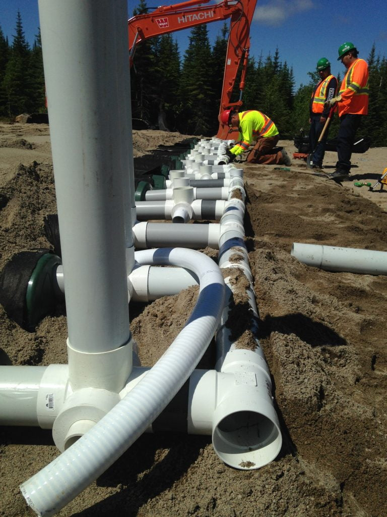 Case Study - Large Wastewater Treatment System for a Mining Camp 4