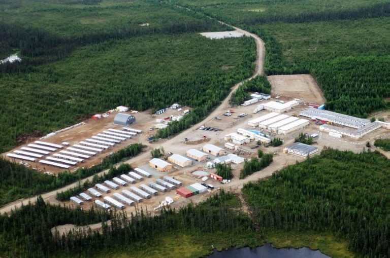 Case Study – Large Wastewater Treatment System for a Mining Camp