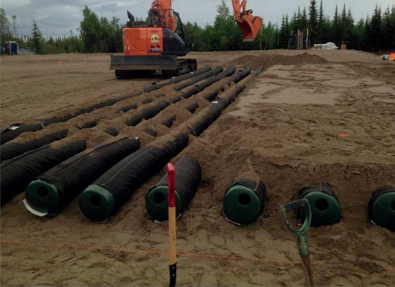 Case Study - Large Wastewater Treatment System for a Mining Camp 3