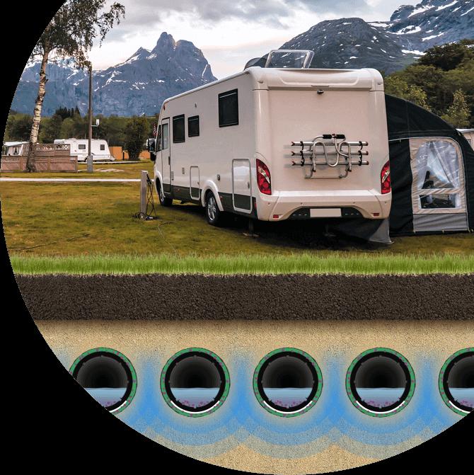 Installation Septique Camping
