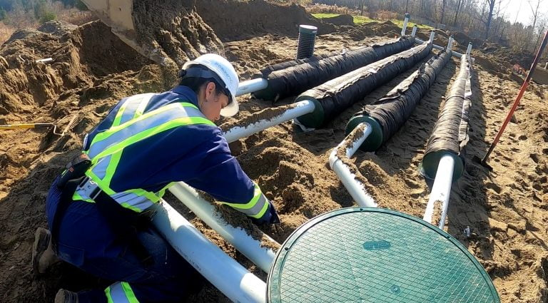 DBO))Clic – How Water is Distributed in Septic Systems