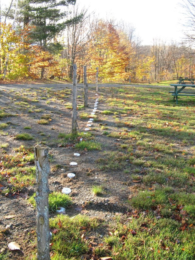 Septic system for a lakeside campground in Quebec - Case Study 2