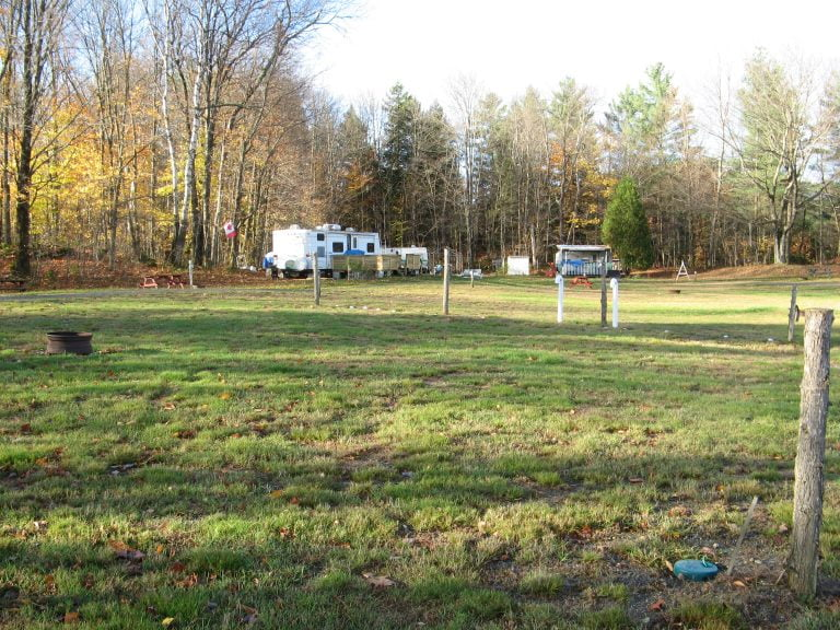 Septic system for a lakeside campground in Quebec – Case Study