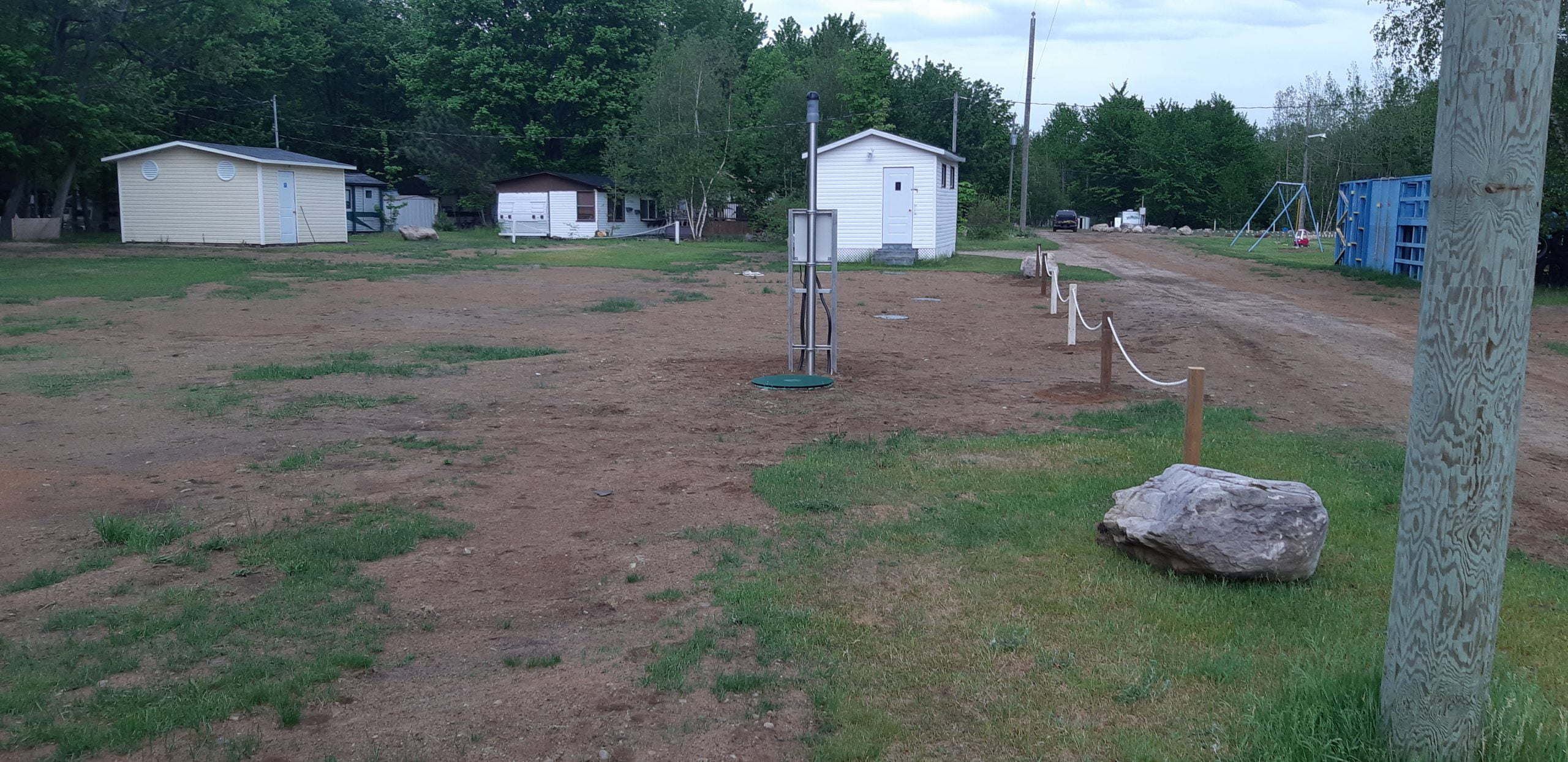Chemical phosphorus removal for a lakeside campground - Case Study 2