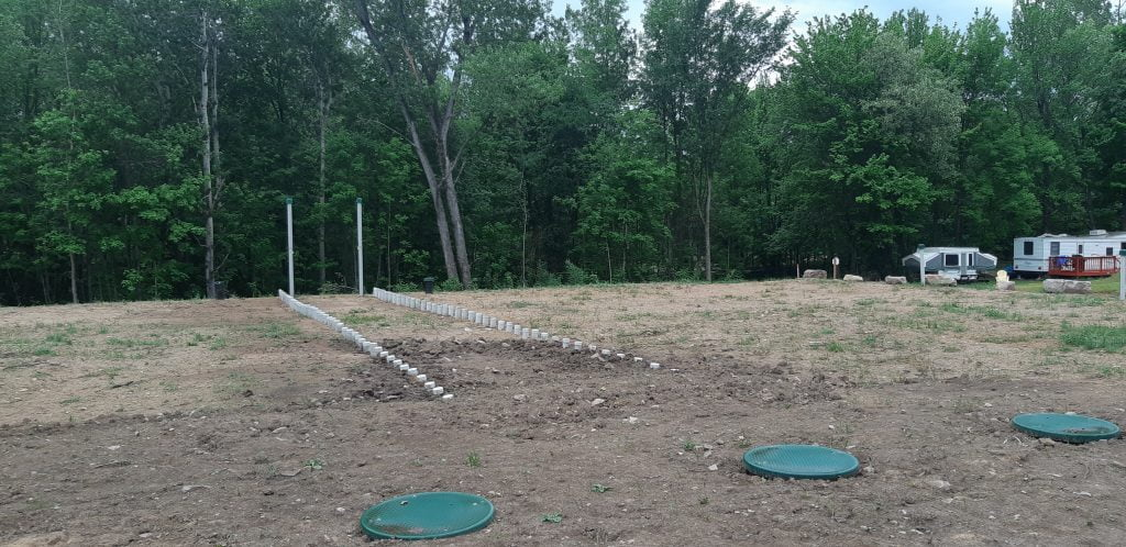 Chemical phosphorus removal for a lakeside campground - Case Study 1
