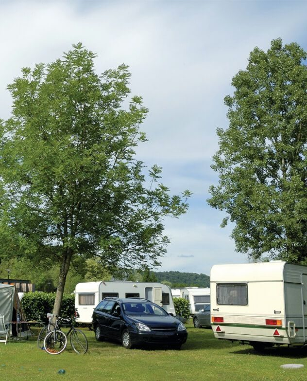 Installation Septique commercial Camping